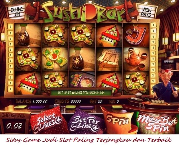 Situs Game Judi Slot Paling Terjangkau dan Terbaik